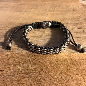 😍 Beautiful designer silver bracelet!! NWOT!!